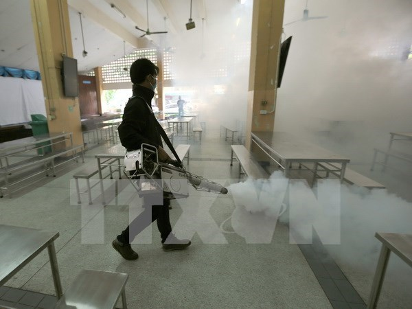 Tailandia detecta 33 nuevos casos de Zika hinh anh 1