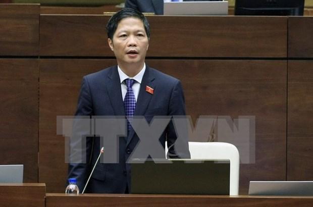Electores valoran comparecencia de ministros ante Parlamento de Vietnam hinh anh 1