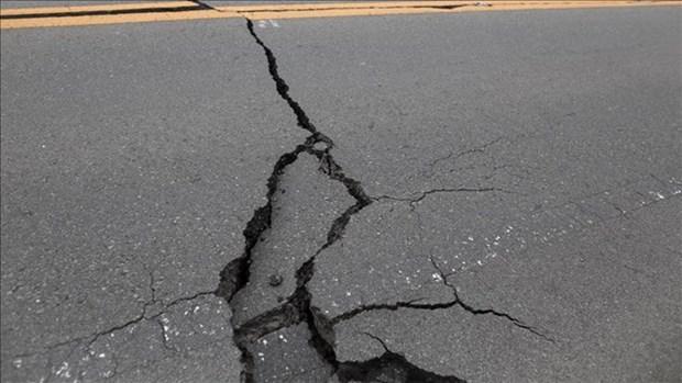 Terremoto de 6,2 grados de magnitud sacude isla indonesia de Bali hinh anh 1