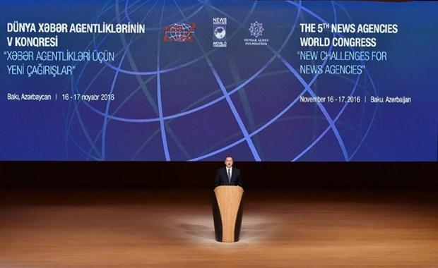 Vietnam participa en Congreso Mundial de Agencias de Noticias hinh anh 1