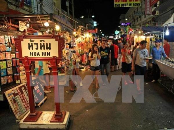 Tailandia optimista sobre el crecimiento de sector turistico hinh anh 1