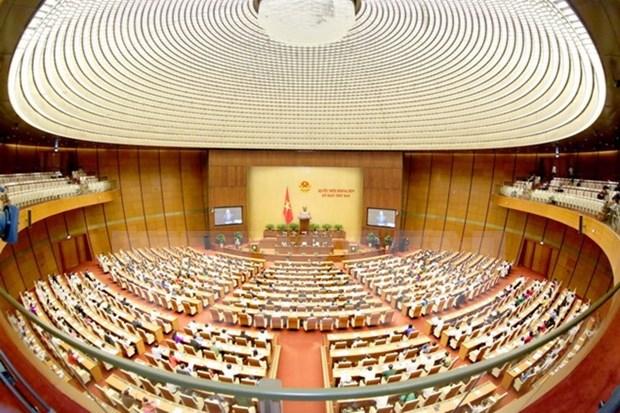 Interpelaciones de ministros reflejan responsabilidad y democracia, califica elector hinh anh 1