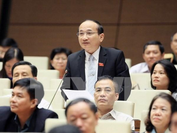 Diputados opinan sobre comparecencias de ministros en Parlamento hinh anh 1