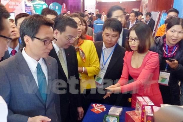 Celebran foro de emprendedores en ciudad de Vietnam hinh anh 1