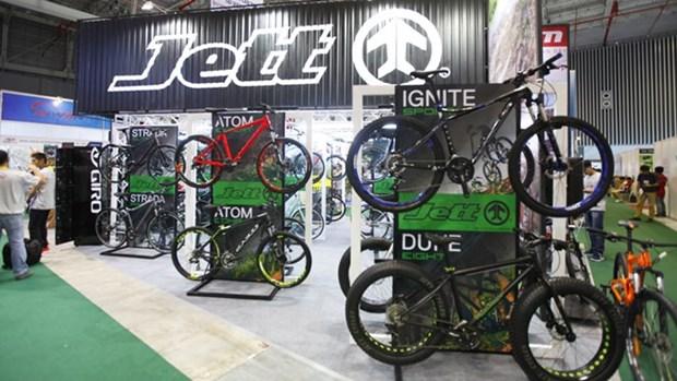 Primera exposicion internacional de bicicletas en Hanoi hinh anh 1