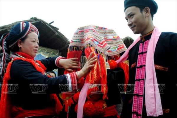 Exhibiran en Hanoi valores patrimoniales de grupos etnicos en zonas montanosas hinh anh 1