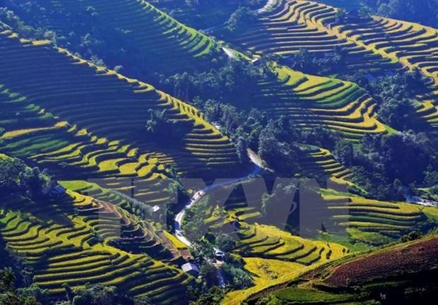 Inauguran en provincia de Vietnam Festival de batintines de etnia Muong hinh anh 1