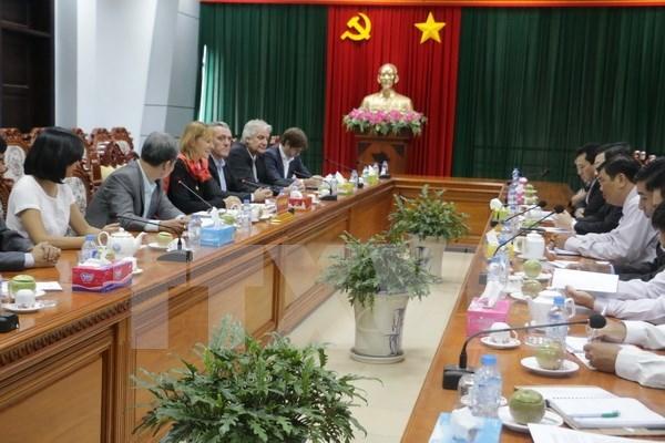 Estudian empresas japonesas ambiente de inversion en provincia de Vietnam hinh anh 1