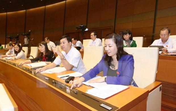 Parlamento de Vietnam aprueba Ley de creencias y religiones hinh anh 1