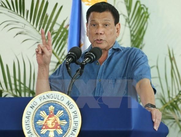 Filipinas persigue una politica exterior independiente hinh anh 1