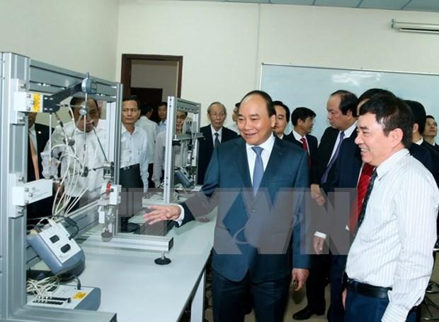 Universidad Nacional de Ciudad Ho Chi Minh urgida a convertirse en top de Asia hinh anh 1