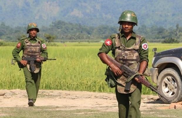 Continuan combates en norte de Myanmar hinh anh 1