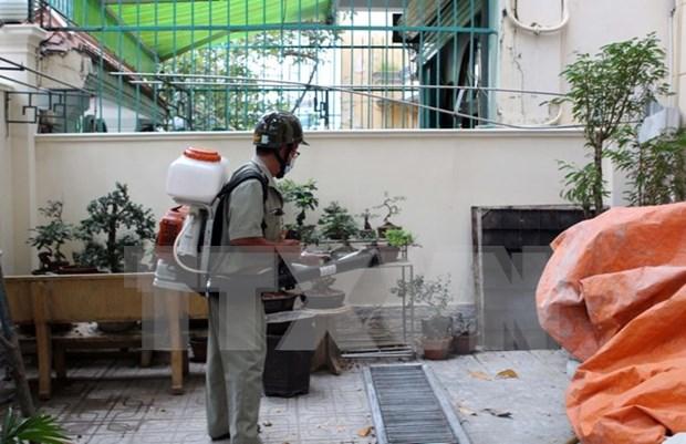 Detectan segundo caso del Zika en provincia surena de Vietnam hinh anh 1