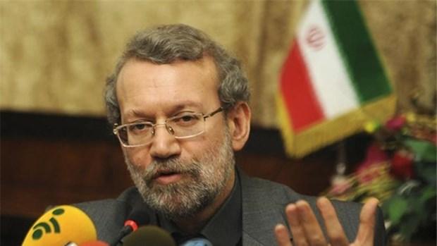 Presidente del Parlamento irani posterga visita a Vietnam hinh anh 1