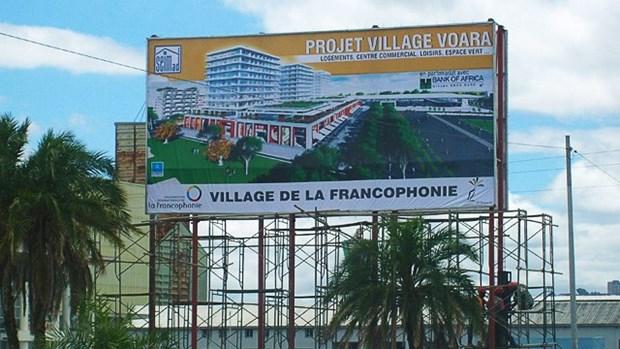 Vietnam se une a la Aldea Francofona en Madagascar hinh anh 1