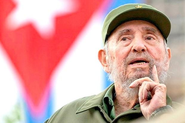 Vietnam envia condolencias a Cuba por el fallecimiento de Fidel Castro hinh anh 1