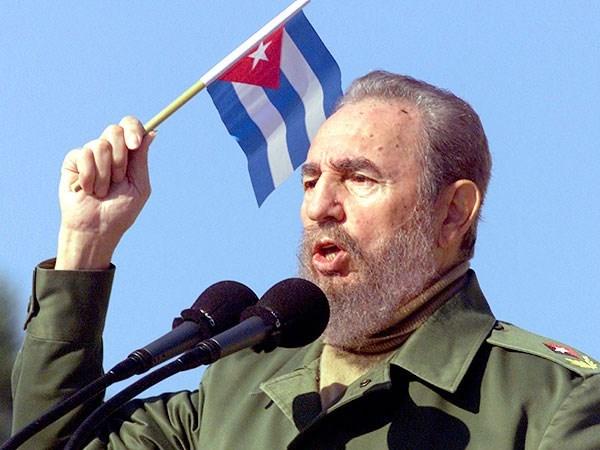Fidel Castro, gran amigo del pueblo vietnamita hinh anh 1