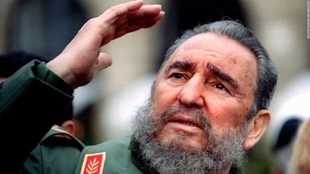 Vietnam declara un dia de duelo por fallecimiento de Fidel Castro hinh anh 1
