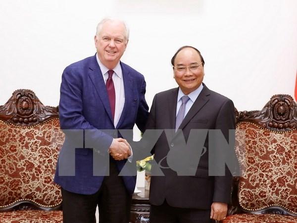 Vietnam aspira a una mayor cooperacion educativa con Estados Unidos hinh anh 1