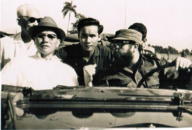 Fidel Castro: un amigo entranable de Vietnam hinh anh 4