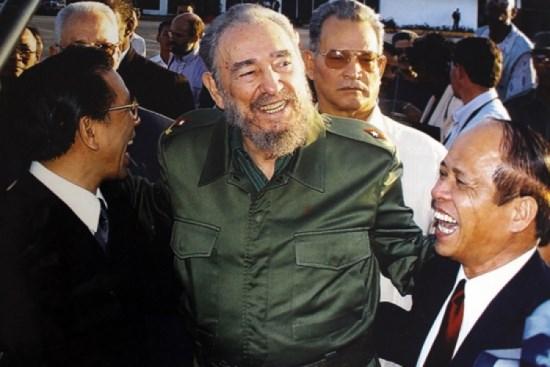 Fidel Castro: un amigo entranable de Vietnam hinh anh 7