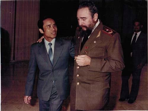 Fidel Castro: un amigo entranable de Vietnam hinh anh 3