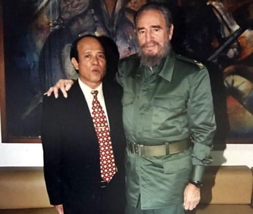 Fidel Castro: un amigo entranable de Vietnam hinh anh 8