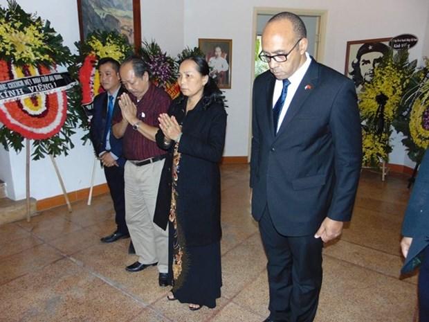 Fidel Castro: un amigo entranable de Vietnam hinh anh 6