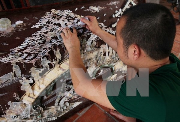 Hanoi desarrolla recorridos por aldeas de oficios tradicionales hinh anh 1