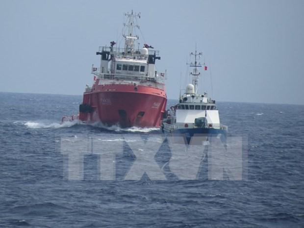 El diferendo del Mar del Este en clave geopolitica hinh anh 1