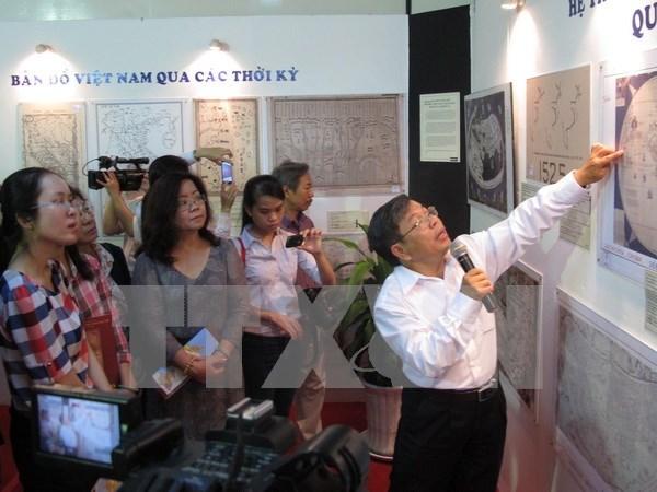 Mapas: evidencias de la soberania vietnamita sobre el Mar del Este hinh anh 1