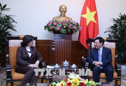 Reafirma Vietnam disposicion de respaldar a Cuba en empresa de desarrollo nacional hinh anh 1