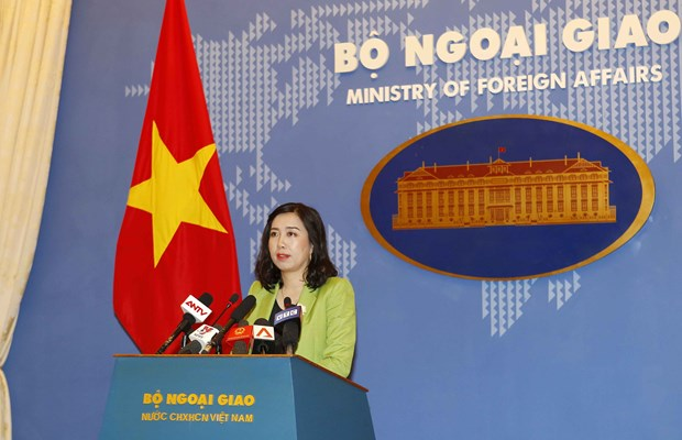 Vietnam se esfuerza para proteger y promover derechos humanos, dice portavoz hinh anh 1