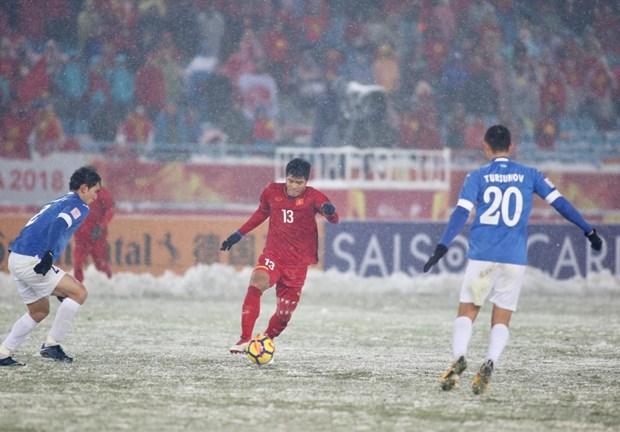 Vietnam, subcampeon del Campeonato Asiatico de Futbol sub-23 hinh anh 1