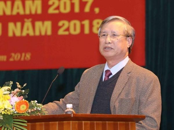Anuncian decision del Buro Politico sobre nuevos nombramientos hinh anh 1