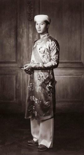 Ao dai: vietnamitas siguen la moda pero mantienen las raices hinh anh 2