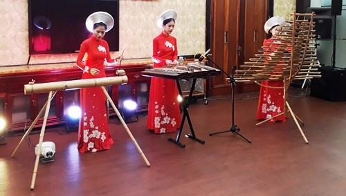 Ao dai: vietnamitas siguen la moda pero mantienen las raices hinh anh 5