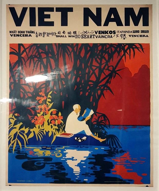 A 45 anos de la historica visita de Fidel a Vietnam hinh anh 11