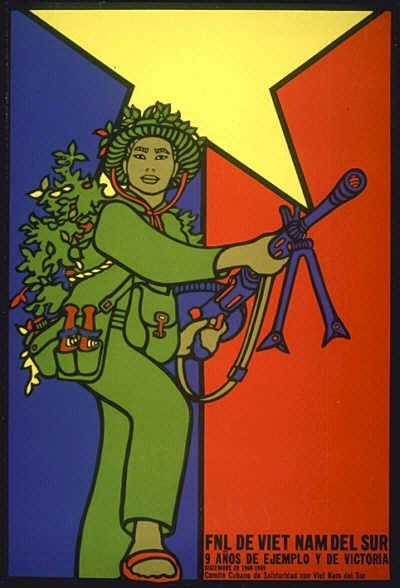 A 45 anos de la historica visita de Fidel a Vietnam hinh anh 2