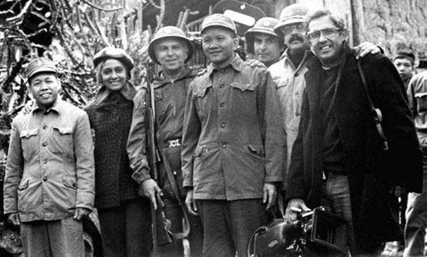 A 45 anos de la historica visita de Fidel a Vietnam hinh anh 7