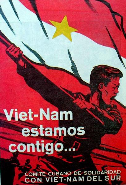 A 45 anos de la historica visita de Fidel a Vietnam hinh anh 3