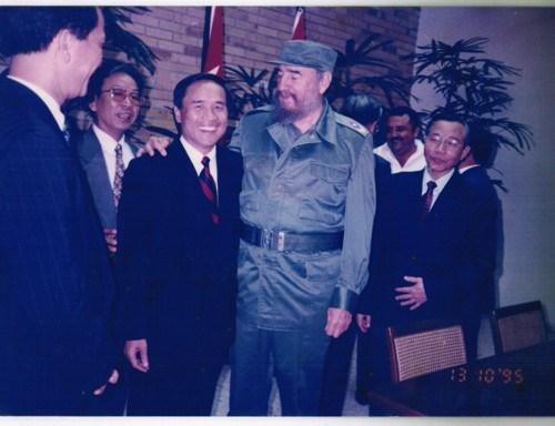 A 45 anos de la historica visita de Fidel a Vietnam hinh anh 12