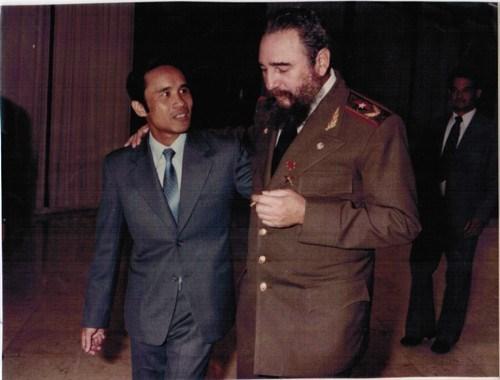 A 45 anos de la historica visita de Fidel a Vietnam hinh anh 10