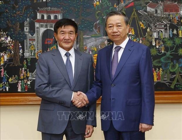 Vietnam y Mongolia firman tratado sobre transferencia de personas condenadas hinh anh 1