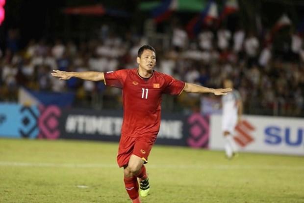 Vietnam vence a Filipinas y pone un pie en la final de la Copa AFF Suzuki hinh anh 1