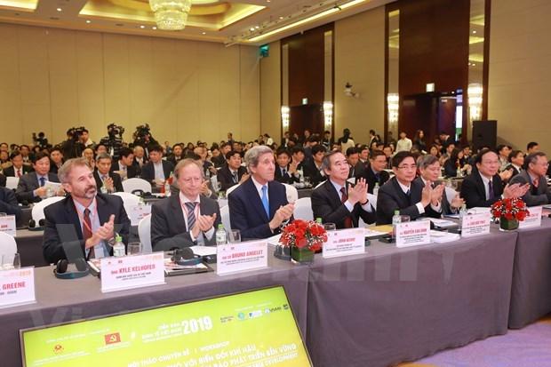Afectara el cambio climatico a la decima parte de la poblacion en Vietnam hinh anh 2