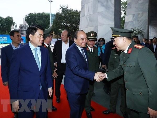 Eleva Vietnam su papel en diplomacia mundial hinh anh 1