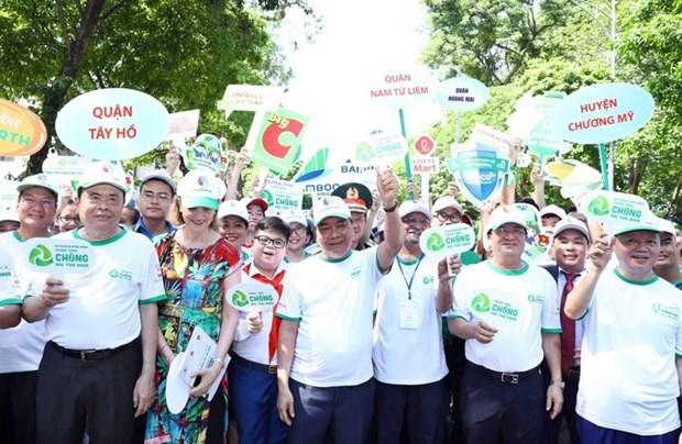 Insta primer ministro de Vietnam a reducir el uso de plasticos hinh anh 4