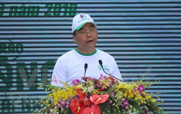 Insta primer ministro de Vietnam a reducir el uso de plasticos hinh anh 1