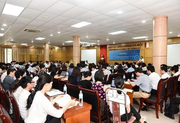 Crecen en universidades de Vietnam potentes equipos de investigacion hinh anh 2